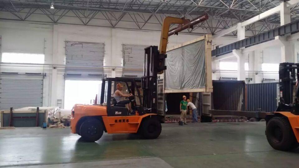 SBT – CCD03 Forklift Truck glass lifting crane Arm 2000mm Min processing size