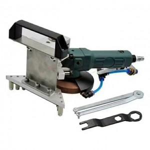 Manual Glass Safety Corner Polishing Machine,Pneumatic Manual Glass Corner Grinding Machine,Manual Glass Corner Raduis Grinding Machine