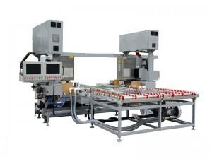 Two Head CNC Glass Corner Grinding Machine,CNC Glass Raduis Polishing Machine,CNC Glass Corner Grinding Machine