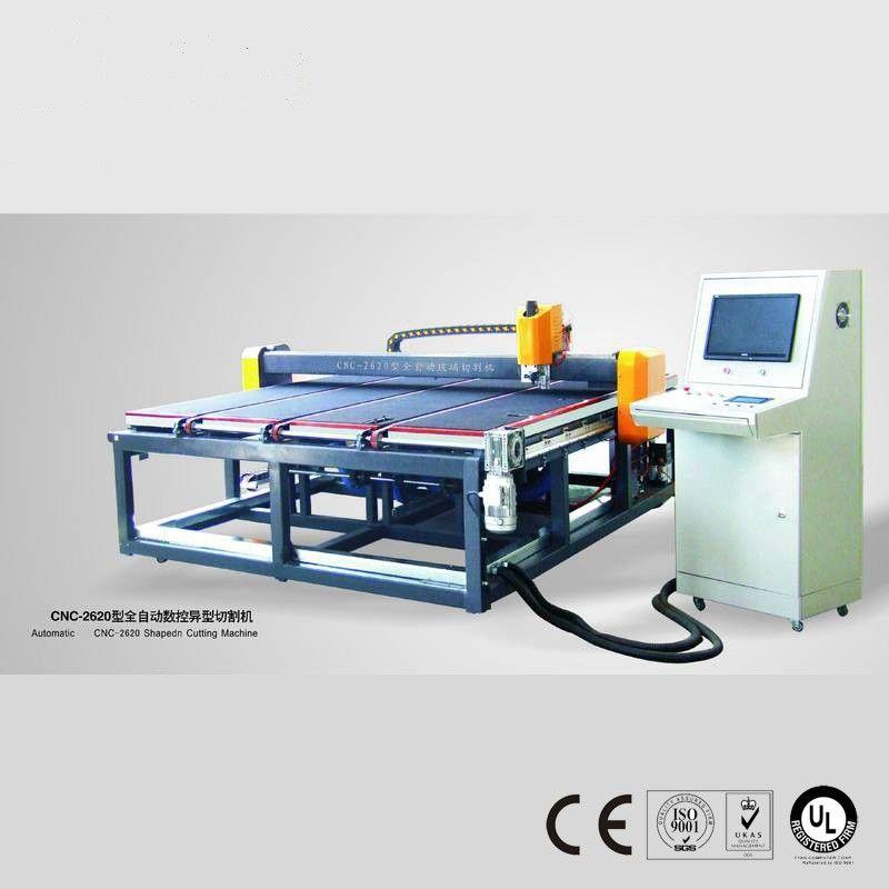 CNC Automatic Shape Glass Cutting Table 2440x1830mm,CNC Glass Cutting Machine,Automatic CNC Glass Cutting Machine