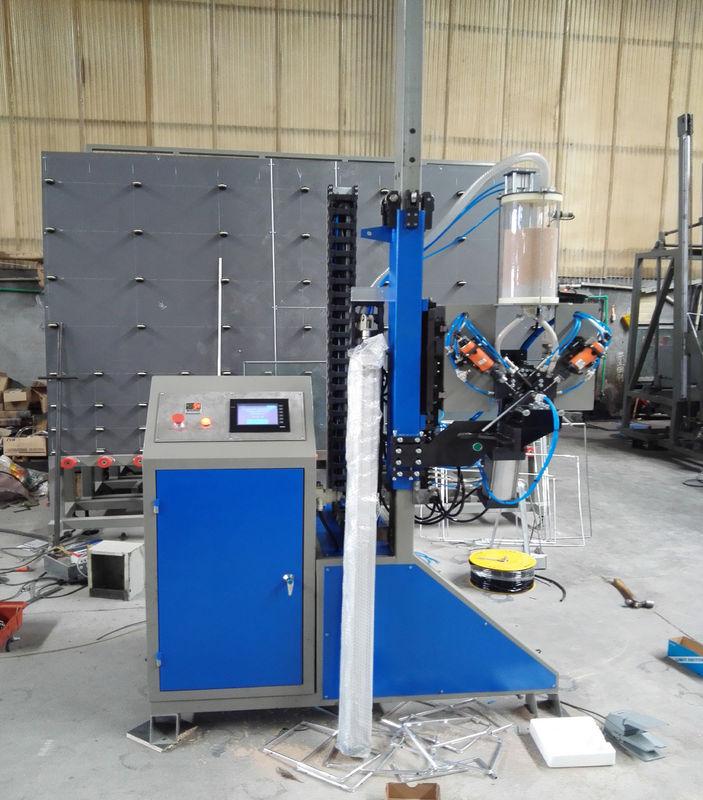 Molecular Sieve Double Glazing Machinery Automatic Filling Machine