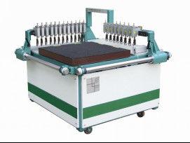Double Bridges Manual Glass Cutting Machine With Glass Breaking Energy Saving,Manual Glass Cutting Table