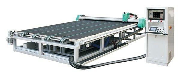 leHigh Speed CNC Glass Cutting Machine / CNC Glass Cutting Equipment CE Approval,CNC Glass Cutting Tabe,Glass CNC Cutter