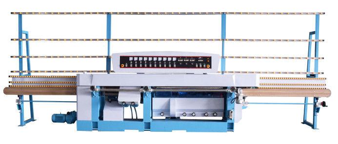 Vertical Glass Edging Polishing Machine,Straight Line Glass Edging Machine.Glass Grinding Polishing Machine