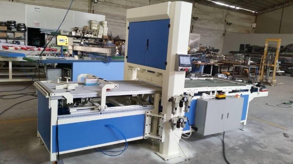 Automatic Stamp Glass Cutting Machine Glass Breaking Machine with Typesetting