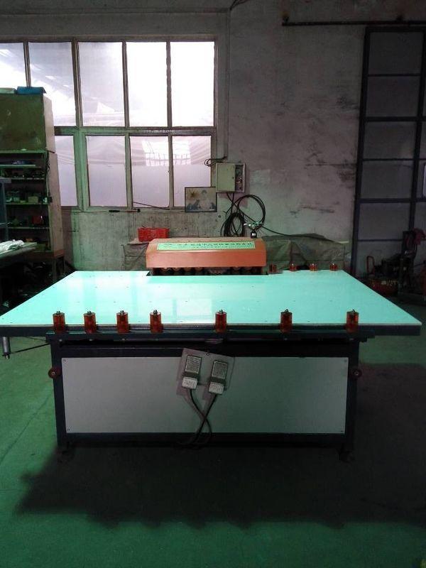 Insulating Glass Making Machine , Single Side Double Glazing Machine 380V 50Hz