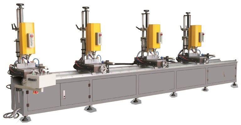 Multi-Head Drilling Machine for Windows and Doors /  Multi Head Aluminum Copy-Routing Drilling Machine