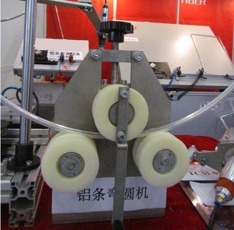 Manual spacer bar bending machine , Metal Round Bar Bending Machine