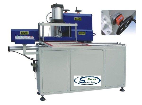 Aluminum Window and Door Manufacturing Machine End Milling Machine / Aluminum Window Fabricating Machine