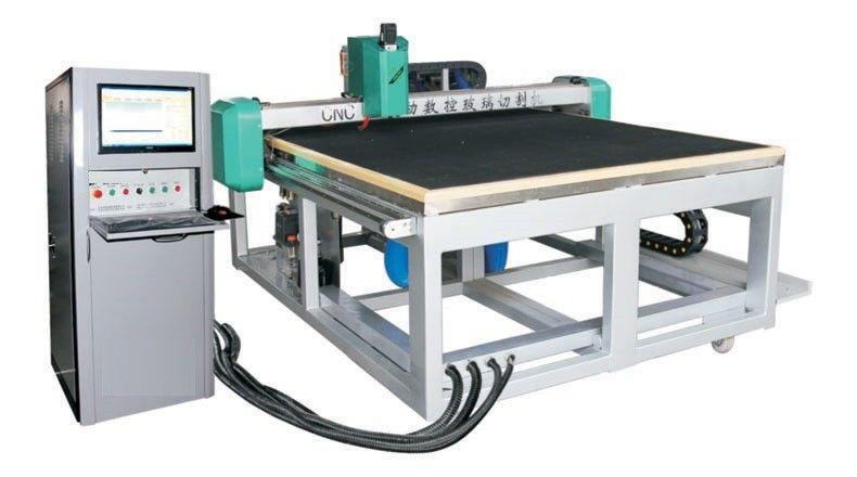 CNC  Shape Glass Cutting Machine,CNC Glass Cutting Machine,CNC Glass Cutting Table,Automatic CNC Glass Cutting Machine