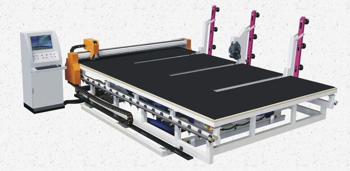 CNC Automatic Glass Cutting Machine,CNC Glass Cutting Machine with Automatic Loading,CNC Glass Cutting Machine